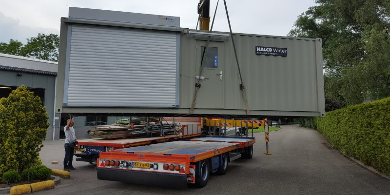 Dosing container Chemflow.nl
