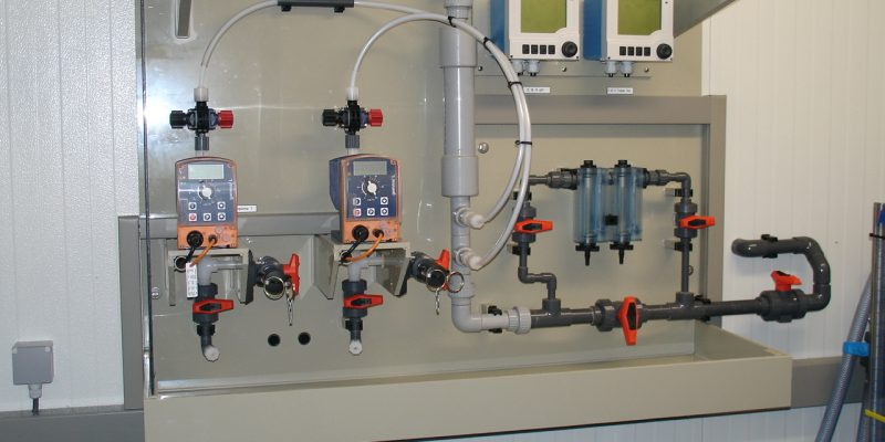 measuring and dosing Chemflow.nl